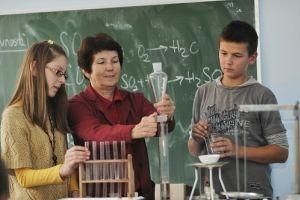 Рефлексия как этап урока химии, направленный на формирование личностных УУД